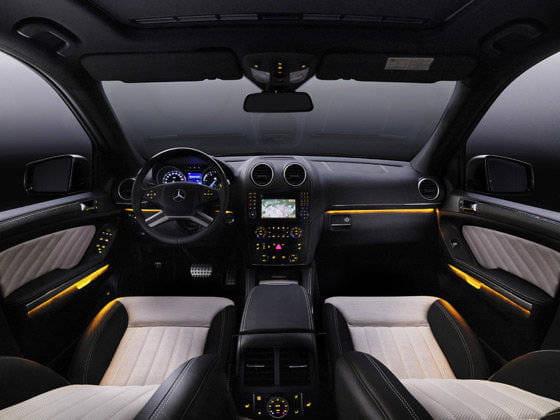 Mercedes-Benz GL Grand Edition