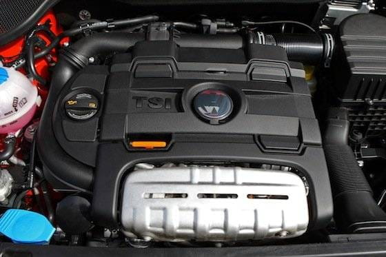 Motor 1.4 TSI Twincharger del Volkswagen Polo GTI