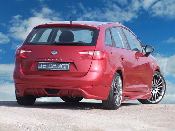 Seat Ibiza ST por JE Design