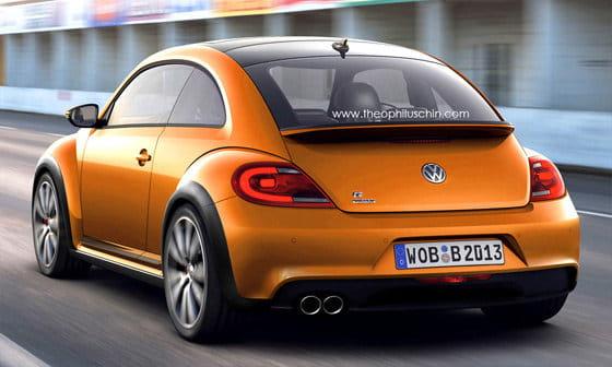 Volkswagen Beetle R recreación
