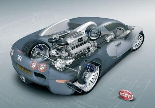 bugatti veyron y su motor w16 as es y as se fabrica. Black Bedroom Furniture Sets. Home Design Ideas