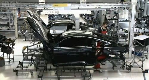 As 237 Mima Audi A Su R8 Antes De Salir De La F 225 Brica