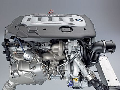 Bmw Estar 237 A Desarrollando El Primer Tri Turbo Di 233 Sel