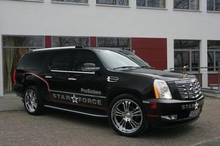 Cadillac Escalade Geigercars