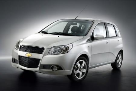 Nuevo Chevrolet Aveo 2008 Antes Conocido Como Kalos Diariomotor