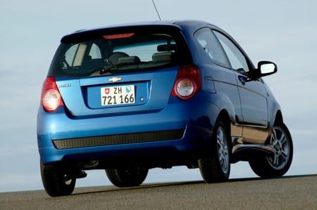 Chevrolet Aveo 2008 Versin De Tres Puertas A Ginebra Diariomotor