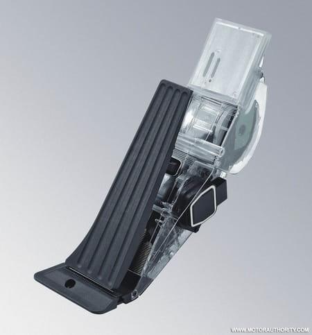 Accelerator Force Feedback Pedal De Continental Diariomotor