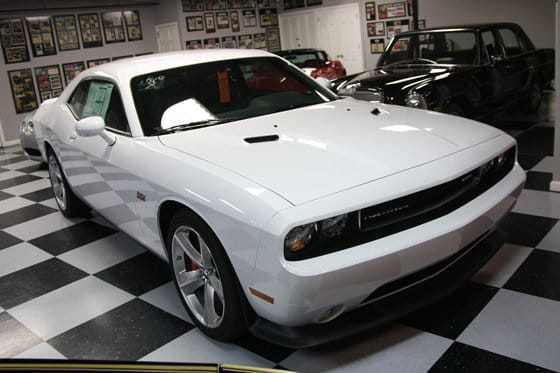 2011 Dodge Challenger Srt8 Kowalski Edition Recuperando