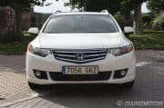 Honda Accord Tourer 2.2 i-DTEC Luxury Innova, a prueba