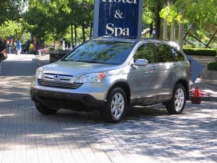 Más imágenes del Honda CR-V 2007 - Diariomotor