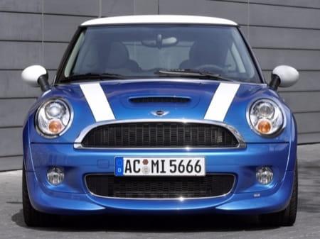 Mini Cooper S Por Ac Schnitzer Diariomotor