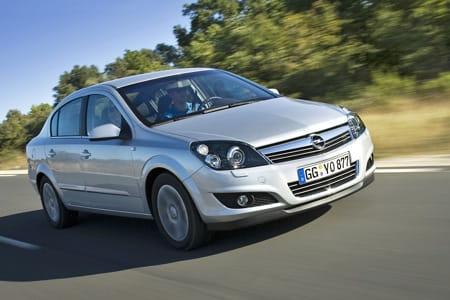 Opel Astra Sed 225 N A La Venta A Principios De 2008