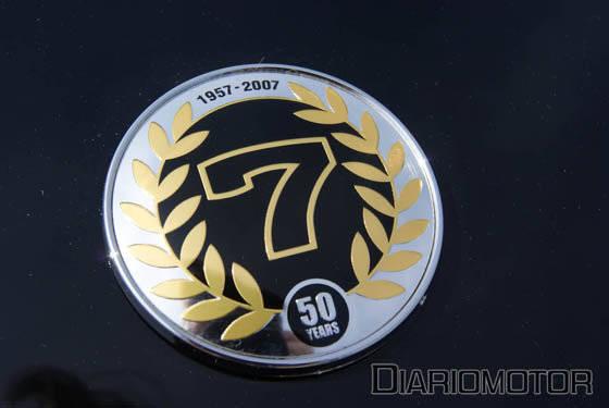 50 aniversario de la creación del primer Lotus 7