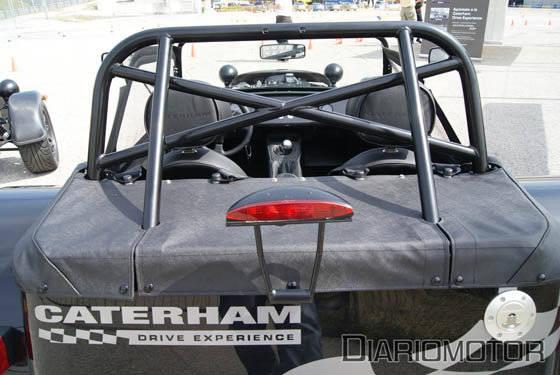 Caterham Drive Experience