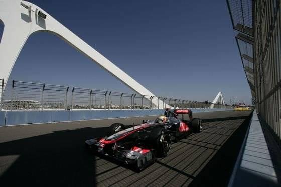 Lewis Hamilton (McLaren) - GP Europa 2011