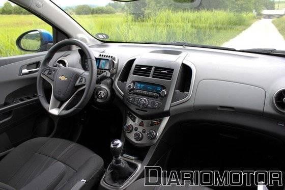 Chevrolet Aveo, presentación y prueba en Zurich (I)