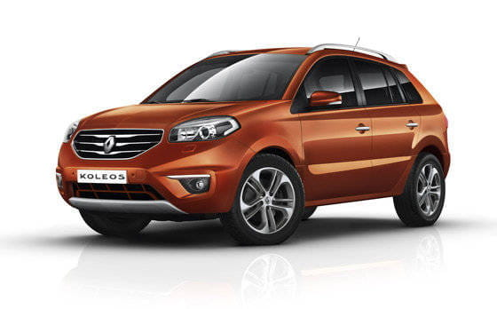 Nuevo Renault Koleos