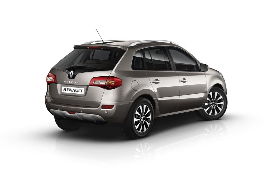 Nuevo Renault Koleos, foto 2 de 11