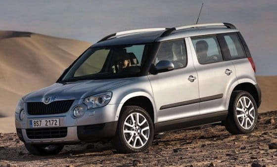 skoda yeti 2011 m s equipamiento y m s precio diariomotor. Black Bedroom Furniture Sets. Home Design Ideas