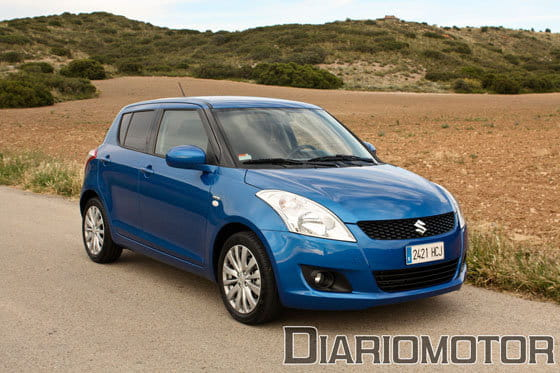 suzuki swift 1 3 ddis glx a prueba iii diariomotor. Black Bedroom Furniture Sets. Home Design Ideas