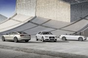 Audi A5 Coupé, Sportback y Cabrio 2012