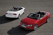 Audi A5 y S5 Cabrio 2012