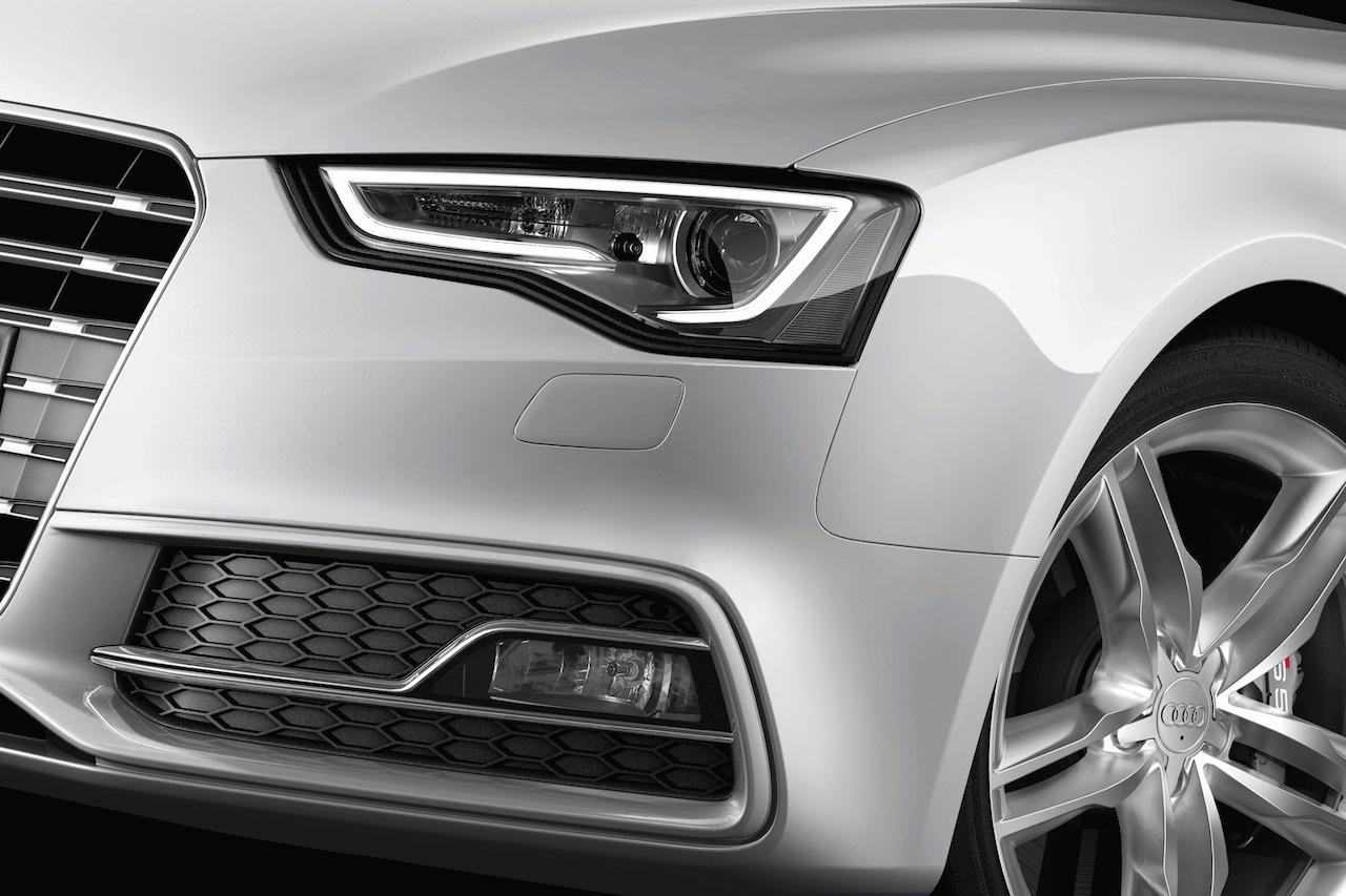 Audi A5 2012 Ojos Resaltados Maquillado Y Mismo Espiritu De Elegancia Diariomotor