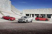 Audi S5 Coupé, Sportback y Cabrio 2012