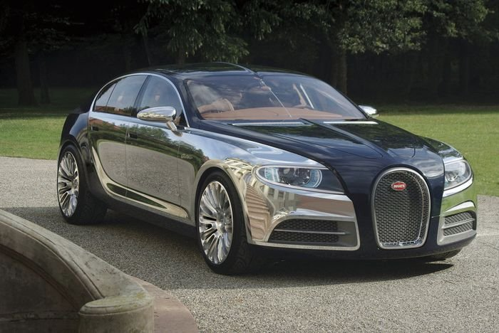 Gallería fotos de Bugatti Galibier