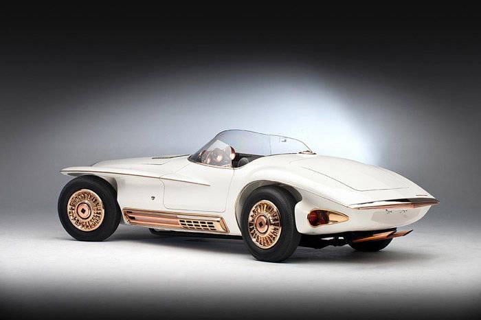 1965 Mercer-Cobra