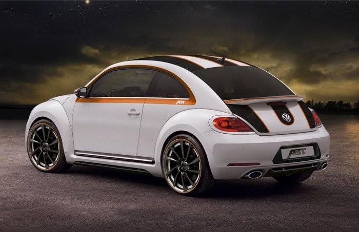 ABT Speedle, un Volkswagen Beetle muy pintón