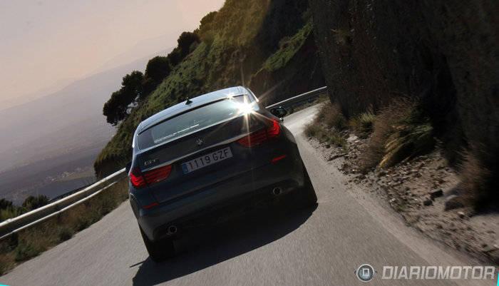 BMW 535d GT vs 740d