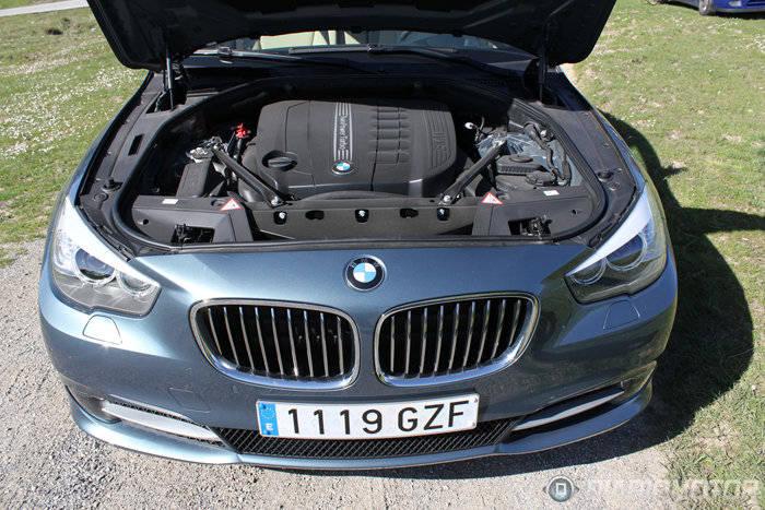 BMW 530d GT vs 740d