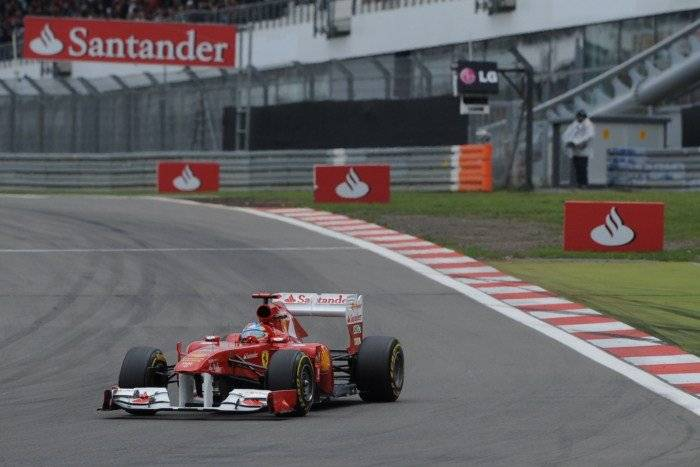 Fernando Alonso (Ferrari) - GP Alemania 2011