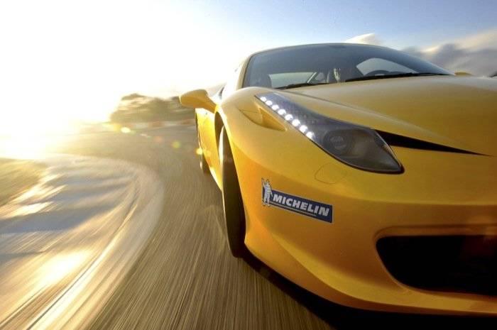 Michelin Pilot Performance Days