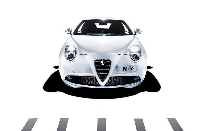 Alfa Romeo Mi.To Quadrifoglio Verde 2011