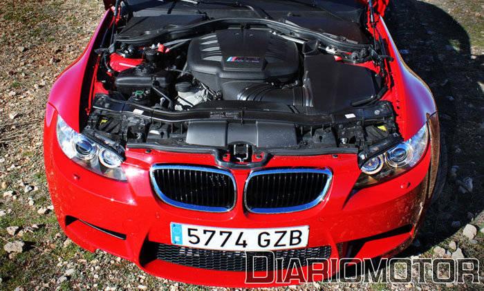 BMW M3 Coupé DKG a prueba