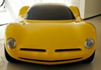Lamborghini de Giugiaro