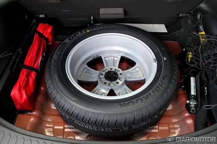 Kia Sportage 2.0 CRDi 4x2 Drive, a prueba (I)