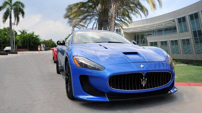 Maserati GranTurismo DMC Sovrano
