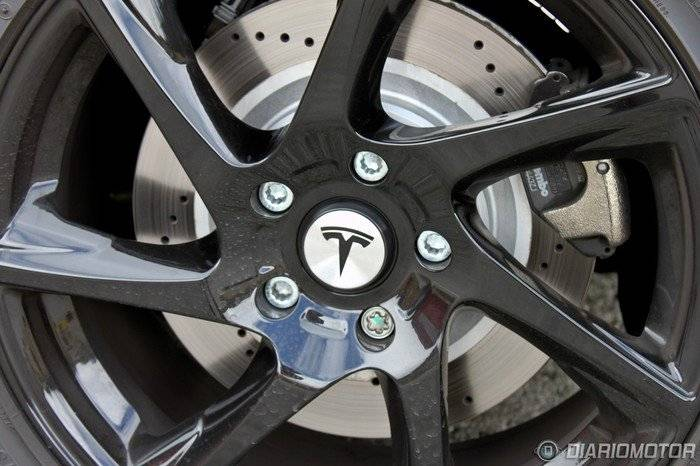 Tesla Roadster Sport 2.5, a prueba (II)