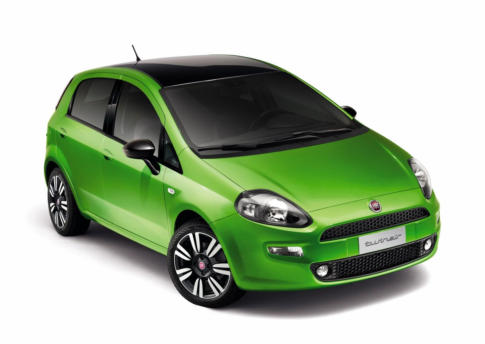 Fiat Punto 2012 - Diariomotor