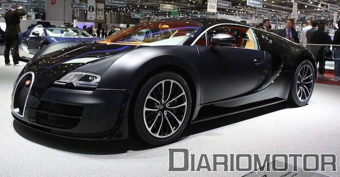 Gallería fotos de Bugatti Veyron Super Sport