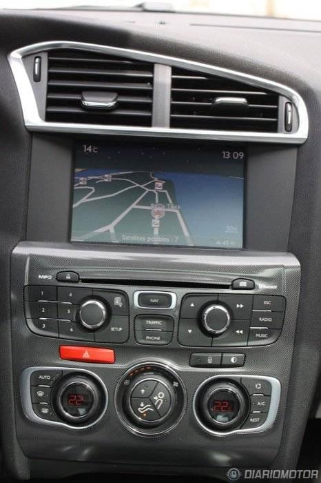 Citroën C4 HDI Exclusive equipamiento