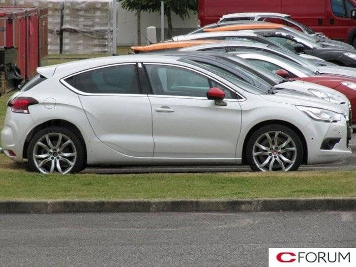 ¿Estamos ante el futuro Citroën DS4 Racing?