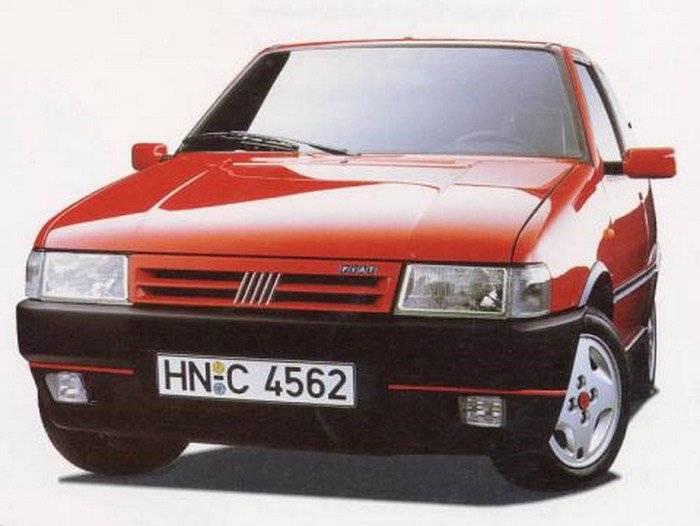 Fiat Uno Turbo i.e. (1984)
