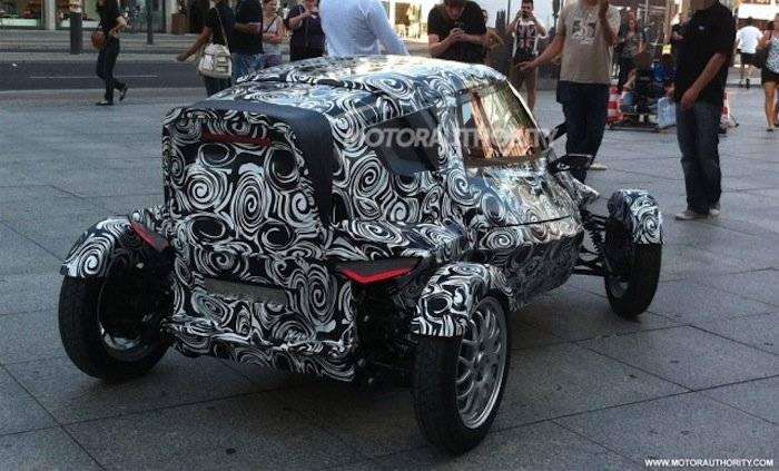 Buggy Audi e-Tron