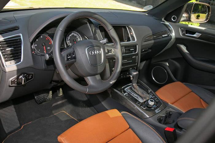 Audi Q5 por Senner Tuning