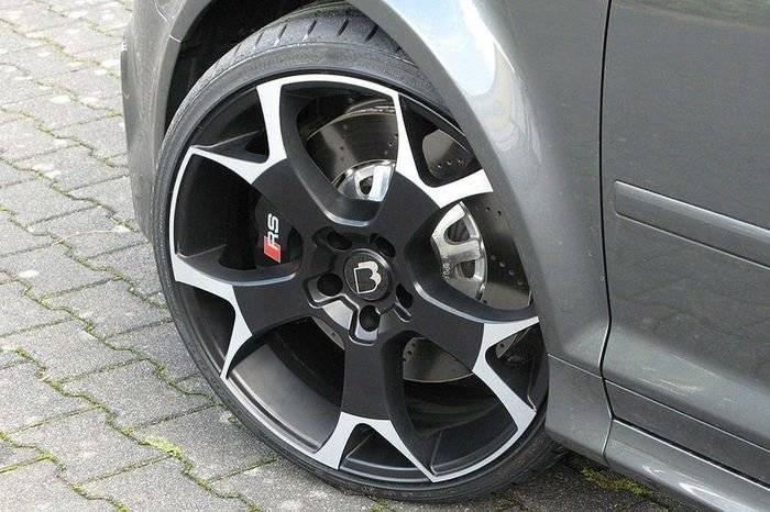 El Audi RS3 Sportback de B&B se aúpa a los 510 CV