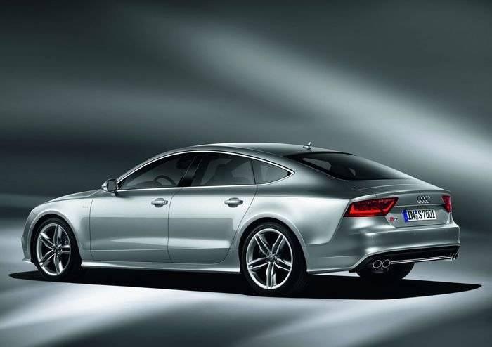 Audi S7 Sportback, berlina coupé de altos vuelos y 420 CV